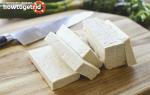 Сыр тофу — все о пользе и применении соевого творога