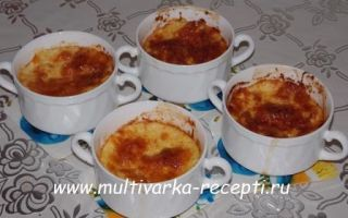 Суфле из кабачков — рецепт нежного блюда
