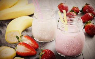 Смузи с бананом – рецепты приготовления