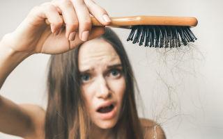 Выпадение волос у женщин — 7 основных причин