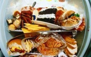 4 врага стройной фигуры: полезные продукты, способствующие полноте