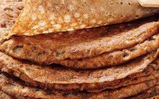 Гречневая мука — польза и рецепт приготовления дома