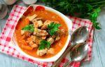 Подлива к гречке: мясные и овощные варианты