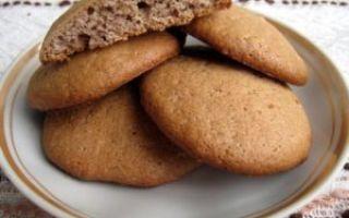 Блюда из гречневой муки — блинчики, хлеб, печенье, пирожные