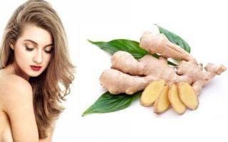 Сок имбиря – богатырское здоровье и красота волос