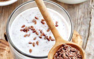 Семена льна для похудения — инструкция по применению