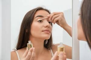 Репейное масло: для бровей и роста ресниц, как правильно использовать и что делать, если средство попало в глаза