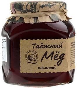 Таежный мед – воссоединение вкуса и пользы в одном продукте