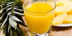 Ананасовый сок – универсальное средство для красоты и здоровья