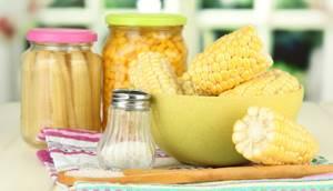 Маринованная кукуруза: аппетитные заготовки на зиму