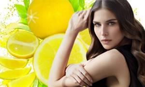 Лимонный сок — одно из лучших средств домашней косметологии