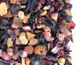 Чай «Наглый фрукт»: состав и влияние на организм