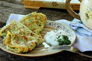 Блины из кабачков – 6 вкусных рецептов