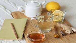 Чай с куркумой – рецепт и способы приготовления