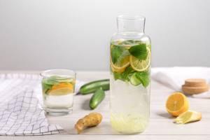 Вода с имбирем и лимоном – вкусно, полезно и с пользой для здоровья и внешности