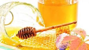 Мед для похудения –диета и различные косметические процедуры