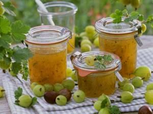Крыжовник с чесноком – соусы и маринады