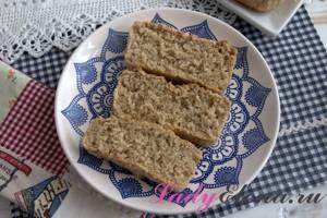 Гречневый хлеб: рецепты для хлебопечки и духовки