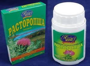 Расторопша: полезные свойства и противопоказания, от чего помогает препарат и его инструкция по применению