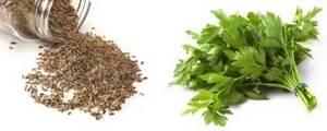 Петрушка от отеков: диуретические свойства и рецепты