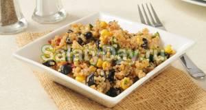 Киноа с овощами: популярные рецепты с запеченной молодой морковь, с грибами, курицей и базиликом