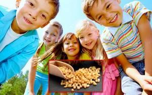 Полезное лакомство – с какого возраста можно давать ребенку кедровые орехи ? Кедровые орехи польза и вред для детей