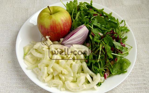 Салат с фенхелем – 7 вкусных вариантов