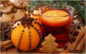 Чай с апельсином – непревзойденная композиция вкуса и аромата