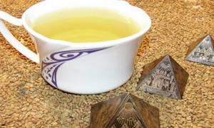 Желтый чай – культура заваривания и польза