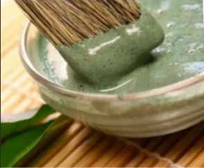 Зеленая глина – залог красоты вашей кожи и волос