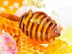 Мед от целлюлита – маски и массаж