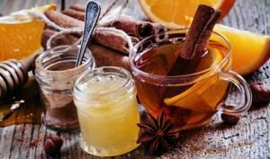 Чай с бадьяном: рецепт приготовления в разных вариациях
