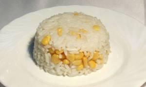 Рис с кукурузой – 5 вкусных рецептов