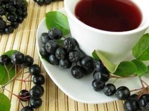 Настойка из черноплодной рябины на водке: рецепт приготовления в домашних условиях, полезные свойства напитка и как его принимать