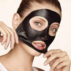 Маска от черных точек – верное средство для сохранения свежести и чистоты кожи лица