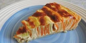 Пирог из кабачков: пошаговые рецепты