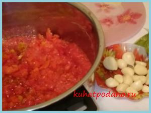 Заготовки на зиму из кабачков: готовим по проверенным рецептам