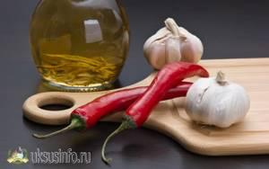 Маринованный чеснок:  оригинальная подборка рецептов