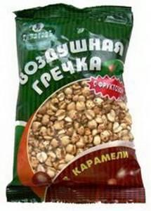 Попкорн из гречки: как приготовить его дома