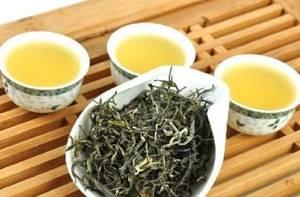 Чай Белая обезьяна - элитный зелёный сорт