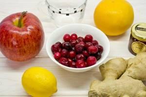 Смузи с клюквой – рецепты: праздничный, шоколадный, витаминный и фруктовый