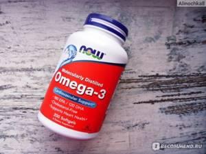Омега-3: настоящий клад для всего организма