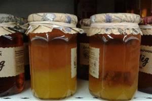 Почему мед расслаивается: причины и факторы