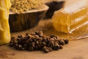 Прополис со сливочным маслом: способ приготовления и применение