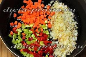 Гречка в пароварке: рецепты с овощами и грибами