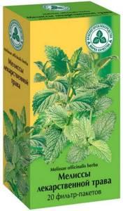 Чай с мелиссой в лечении различных заболеваний