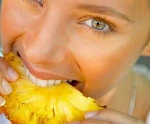 Ананасовая настойка для похудения – вкусная диета