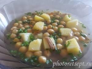 Суп из нута: рецепты с мясом, овощами, копченостями, креветками