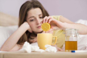 Чай от простуды – готовим и пьем правильно