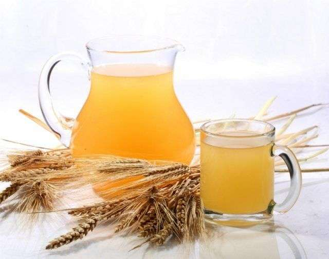 Березовый сок с ячменем – полезный освежающий напиток